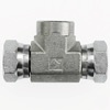 Female Pipe X Female Pipe Swivel X Female Pipe Swivel Tee (1602)