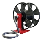 Reelcraft Hand Crank Welding Cable Reel #1~2/0 x 150~200ft, 250 AMP, Arc Weld Without Cable