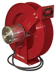 Reelcraft Retractable Welding Cable Reel #1 x 100ft, 400 AMP, Arc Weld Without Cable