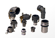 Cam and Groove Couplings and Fittings