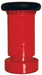 Constant Flow Fog Nozzle Red Thermoplastic High Flow 1-1/2 inch NST (NH)