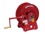 Reelcraft Bevel Crank Welding Hose Reel 1/4 x 250ft, 200 psi, Gas Weld Without Hose