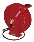 Reelcraft Retractable Welding Cable Reel #1~2/0 x 50ft, 400 AMP, Arc Weld Without Cable