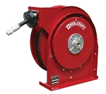Reelcraft Retractable Hose Reel 3/8 x 30ft, 2600 psi, for Oil service with hose included