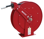 Reelcraft Spring Retractable Hose Reel 1/2 x 75ft, 2000 psi , for Oil service with hose included