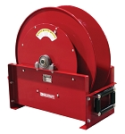 Reelcraft Spring Retractable Hose Reel 1 x 50ft, 500 psi, for Air & Water service - hose not included