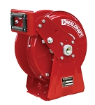 Reelcraft Heavy Duty Spring Retractable Hose Reel 1/2 x 35ft, 3250 psi, for Oil service - hose not included