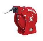 Reelcraft Heavy Duty Spring Retractable Hose Reel 1/2 x 35ft, 3250 psi , for Oil service with hose included