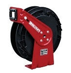 Reelcraft Light Duty Spring Retractable Hose Reel 3/8 x 35ft, 300 psi, for Air & Water service - hose not included