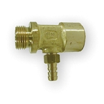 Suttner ST-60 3/8 inch M x 3/8 inch F Downstream Injector 1.8 orifice 1.50 – 2.25 GPM
