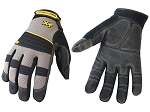 Pro XT Work Gloves LARGE form-fitting with non-slip reinforced construction