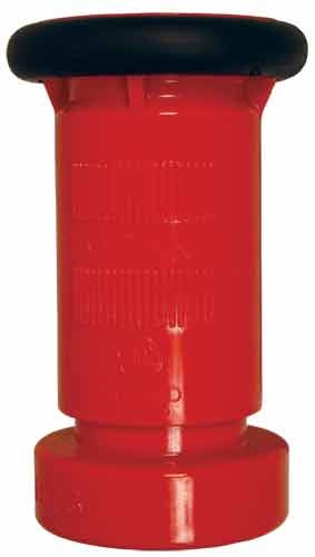 Constant Flow Fog Nozzle Red Thermoplastic 1-1/2 inch SIPT (NPSH)