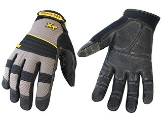 Pro XT Work Gloves XL form-fitting with non-slip reinforced construction